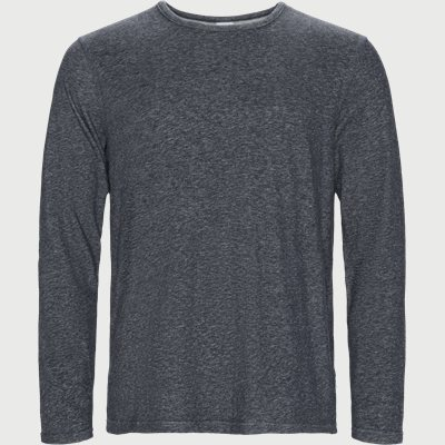 Georg Crewneck Sweatshirt Regular | Georg Crewneck Sweatshirt | Blå